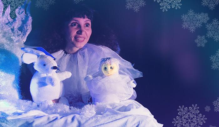 новогодний спектакль, для детей, детский спектакль, кукольный театр, на дом, заказать