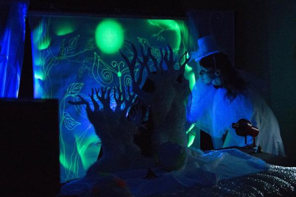 световое шоу, для детей, спектакли для ребенка