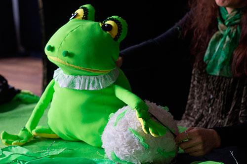 театр кукол, световое шоу, для детей, детский спектакль, кукольный театра