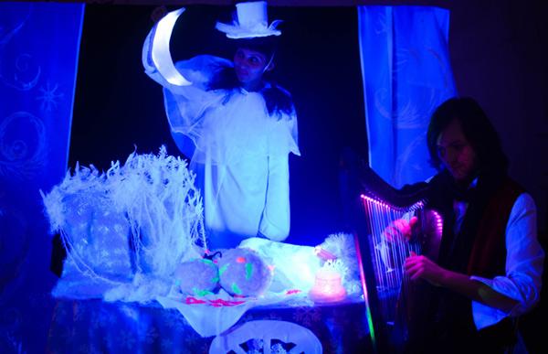 спектакли для детей, световой шоу, Минск, новый год