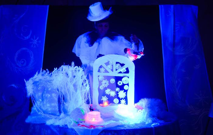 театр кукол, детские спектакли, световое шоу