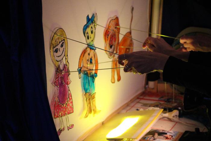 театр теней, минск, детские спектакли