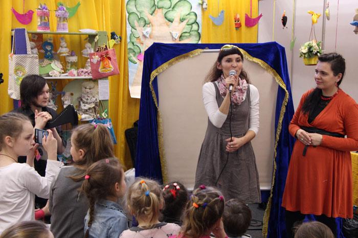 кукольный театр, детские спектакли