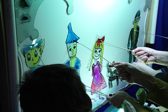 детские спектакли, спектакли для детей, детская афиша, бесплатно, театр теней