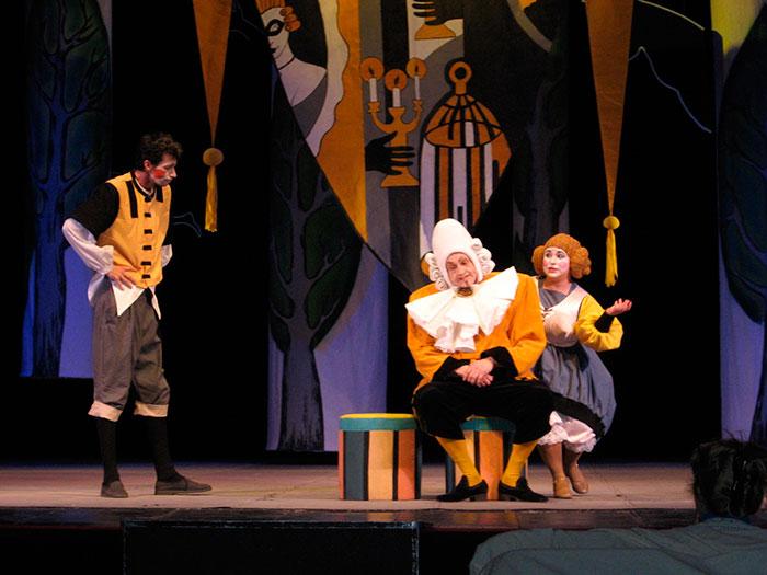 кукольный театр, дизайнер, авторская кукла, Олеся Дворовая