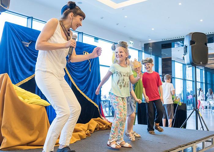 Театральная студия для детей, школа творческого развития