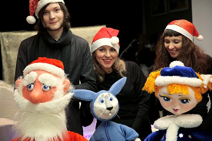 Новый год, представления, спектакли, для детей, в Минске, Рождество