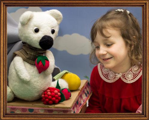 Театр теней, куклы, для малышей