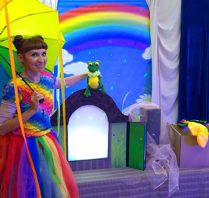 Театр кукол, кукольный театр, световое шоу, волшебный, спектакль, детский