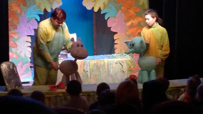 Театр юного зрителя, Кингисепп, фестиваль, театральный