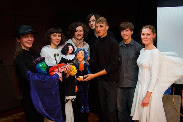 спектакль, для детей, кукольный театр, Минск, Екатерина Гузовская-Гора