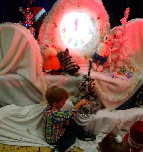 Новый год, детский спектакль, детский праздник, День Рождения, веселый, кукольный