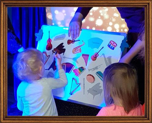 новогодние спектакли, Минск, кукольный спектакль для детей