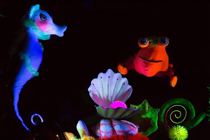 show, children, light, holiday, theatre