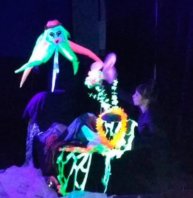 световое шоу, для детей, спектакль, новое