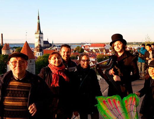 Таллин, театр кукол, Эстония, для детей, волшебники, кукольники, театр, детский, Фестиваль