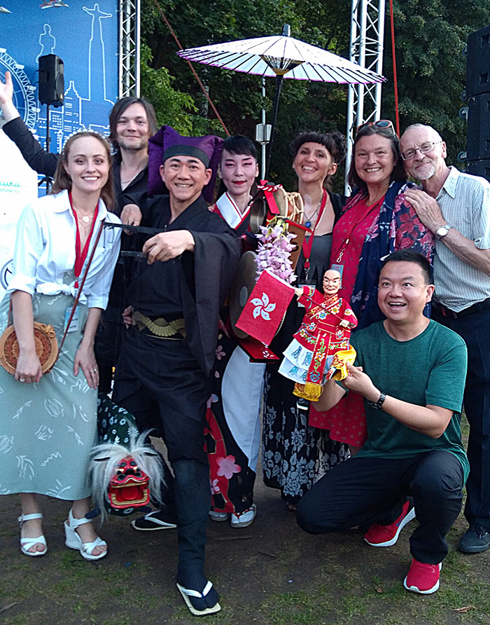 Чебоксары, фестиваль, Россия, театра, театры кукол, Япония, Германия, Куба, Китай