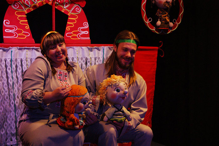 Украина, Россия, Донецк, Мир, дружба, театра кукол, театр для детей