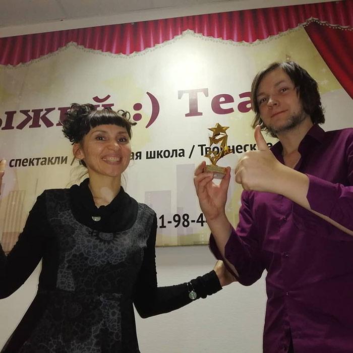 Награда, фестиваль, театр, детский, театр кукол, кукольный театр