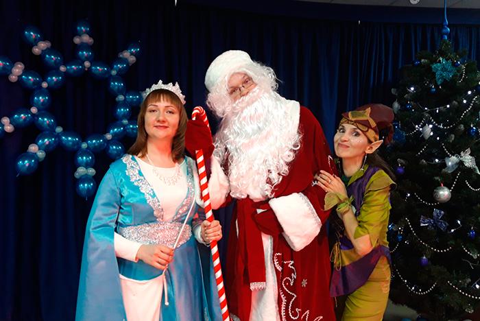 Новый год, детский праздник, Снегурочка, Дед Мороз, аниматоры, заказать ребенку