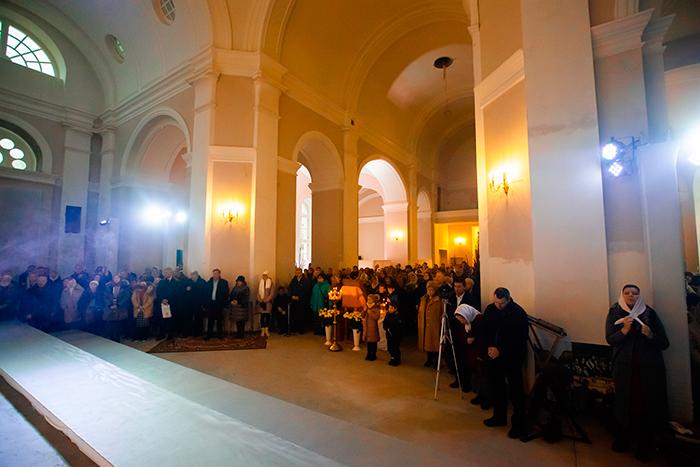 фестиваль, батлейка, вертеп, Рождество, Санкт-Петербург, этнографический, музей, Храм Рождества,