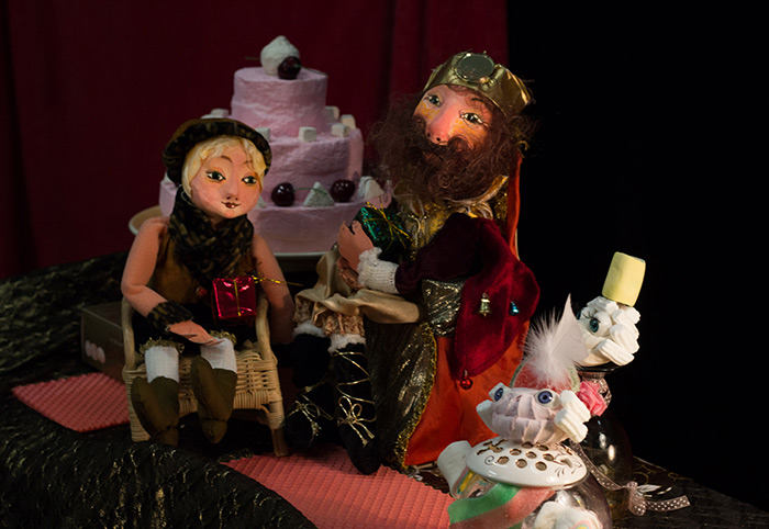 православный фестиваль, для детей, театр, кукол