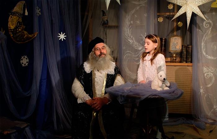 смотреть, для детей, сказка, на ночь, онлайн, театр кукол